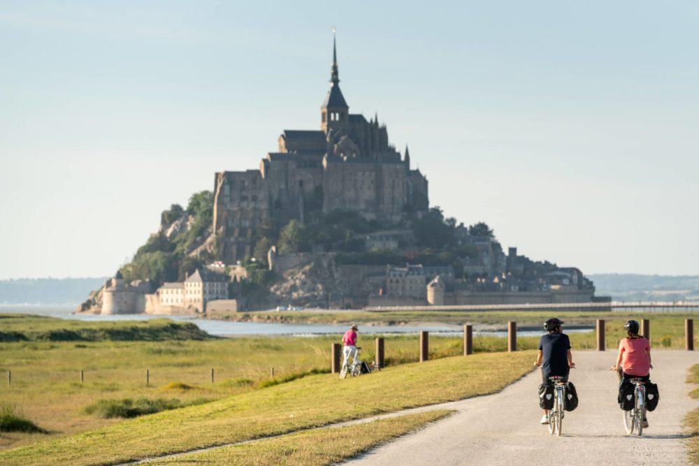 Mont St Michel plerguer gite vacances bretagne dol abbaye