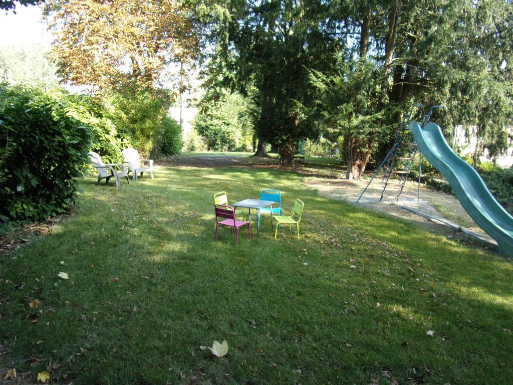 gite tobbogan gite jardin nature gite plerguer try logis gite jeux saint malo