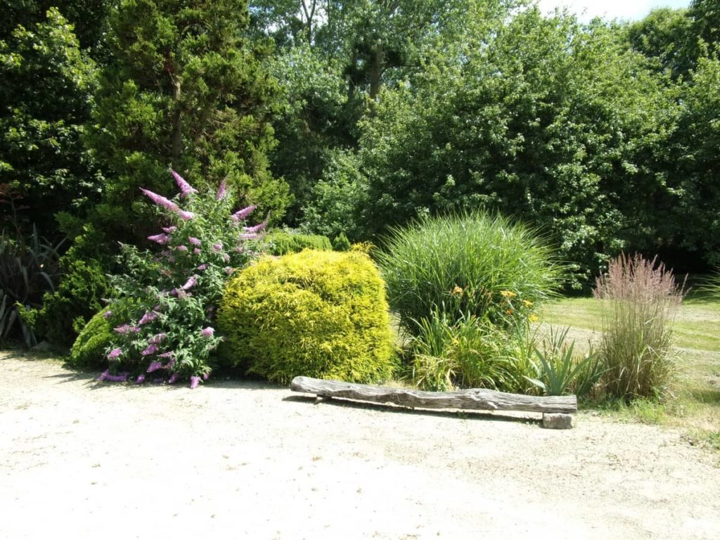 gite jardin dol de bretagne gite nature plerguer try logis